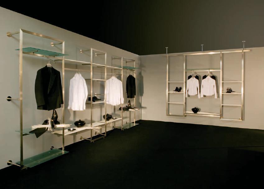 per negozi di abbigliamento a Roma e nel Lazio