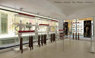 Arredamento negozi arredamenti mazzola group s r l for Arredi per negozi abbigliamento
