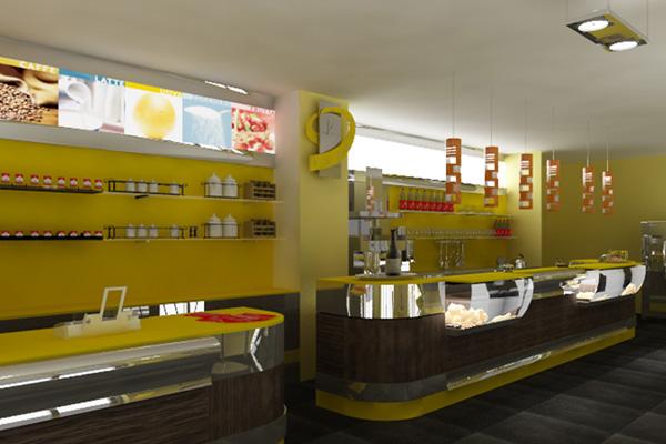 Arredamento negozi arredamenti mazzola group s r l for Anni 70 arredamento