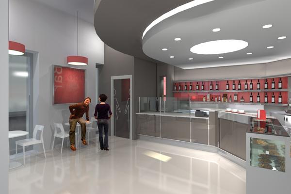 Arredamento negozi arredamenti mazzola group s r l for Arredamento bar tabacchi usato